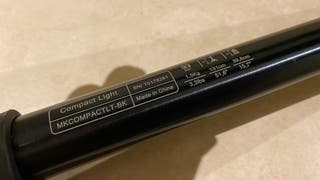 Trípode Manfrotto modelo Compact Light