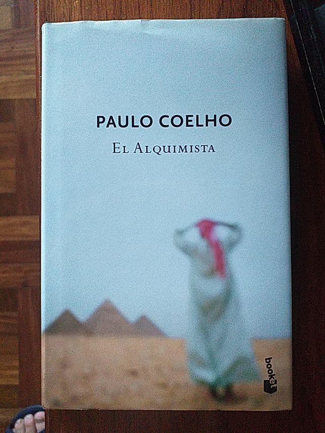 """LIBRO :""""EL ALQUIMISTA"""" DE PAULO COELHO"""