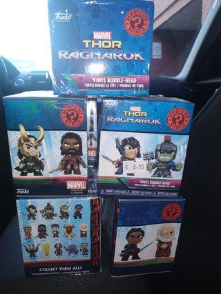 Muñecos FUNKO colección Thor Ragnarok