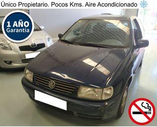 Volkswagen Polo 1.4i Único Dueño. Pocos Kms.