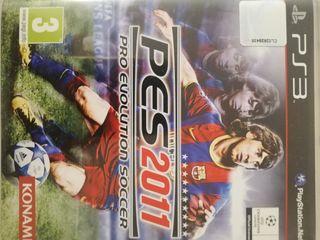 Juegos PS3 - Pes 2011 y Pes 2016