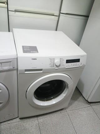 la lavadora AEG 8 Kg