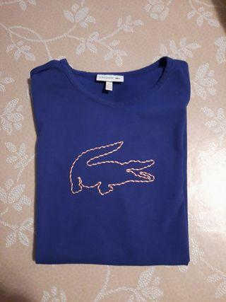 Camiseta Lacoste niña