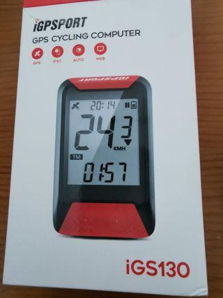 GPS cuenta kilómetros