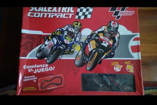 Scalextric compact moto gp