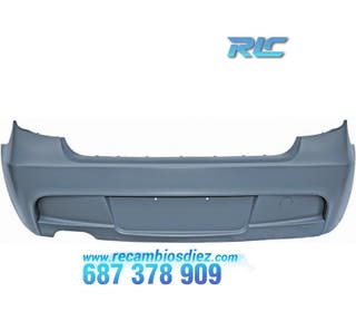 PARAGOLPES TRASERO BMW E87 04-07 PACK M