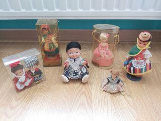 Colección Muñecas Regionales