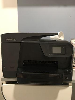 HP Officejet 8710 printer