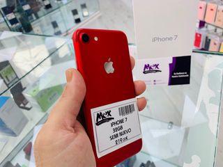 Iphone 7 32 GB ROJO ESPECIAL