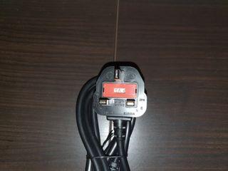 Cable de alimentación I-Sheng 5A 1,2m