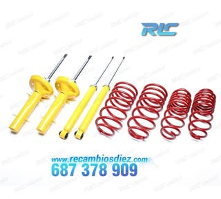 KIT SUSPENSIÓN DEPORTIVA HONDA ACCORD 2002-2008