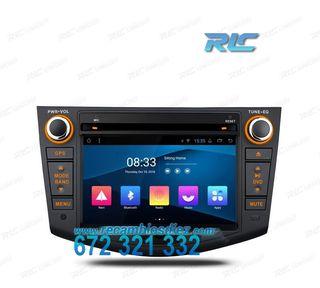 RADIO GPS TOYOTA RAV4 DEL 2006 AL 2012 ANDROID 8.1