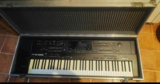 piano sintetizador roland g1000