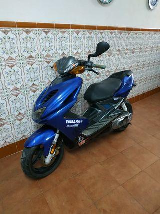 Moto Yamaha Aerox 49cc