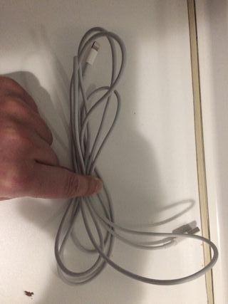 Cable de cargador iPhone 5