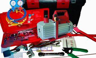 Instalación y reparacion de aires acondicionados