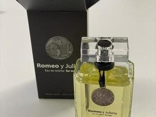 perfume Romeo y Julieta