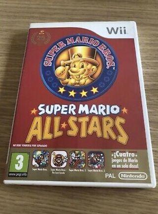 Súper Mario Allstars