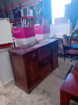 mueble de masera antiguo