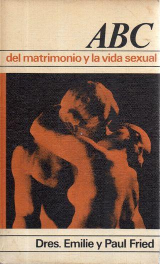 LIBRO DEL MATRIMONIO Y LA VIDA SEXUAL