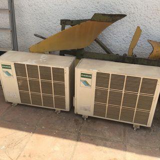 Máquinas de aire acondicionado Daikin