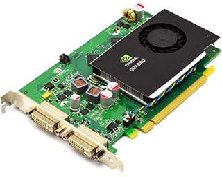Tarjeta Gráfica Nvidia Quadro FX380