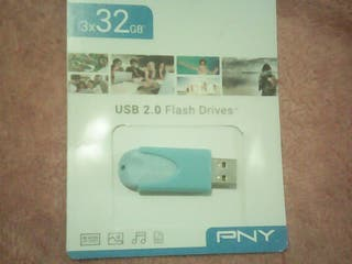 PENDRIVE 32 GB ( leer)