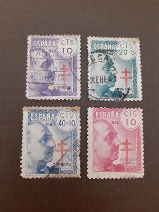 serie completa Franco 1940