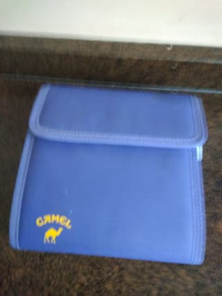 estuche de camel para CDs