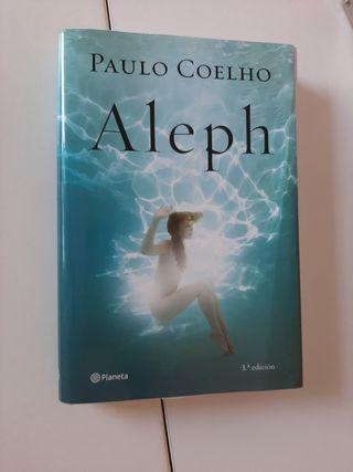 Libro Aleph, de Paulo Coelho