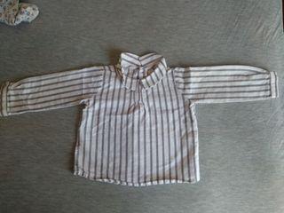 camisa de bebé GOCCO 9/12 meses