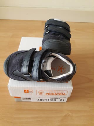 Zapato Biomecanic T21
