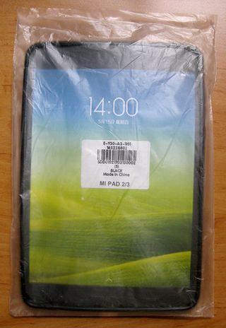 Funda/cubierta trasera para Xiaomi Mi Pad 2/3