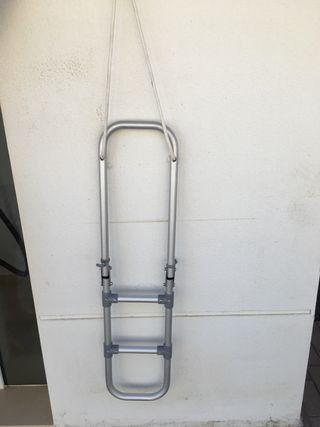 Escalerilla para Lancha neumatica