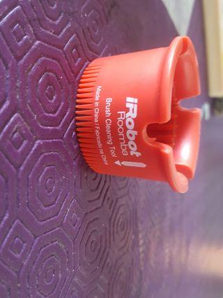 cepillos y filtro Roomba