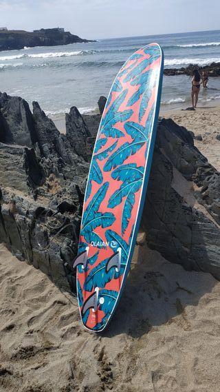 Tabla de Surf Malibú de Espuma 500 7'8.
