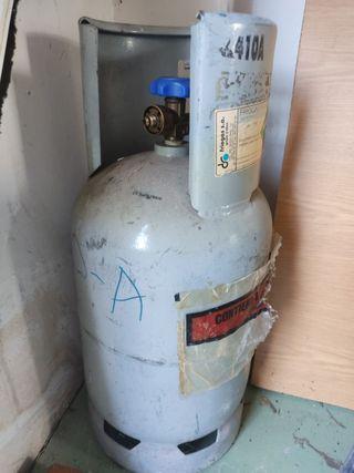 bombona gas Aire Acondicionado R410A