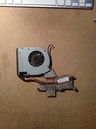 Ventilador y disipador CPU