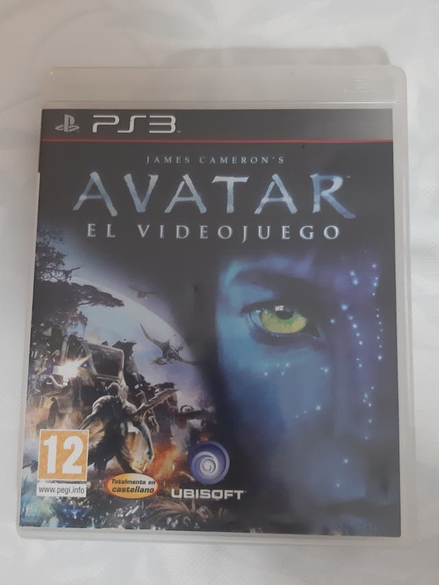 juego playstation ps3 avatar