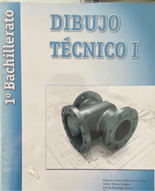 Libro de Dibujo Técnico (1 bachillerato)