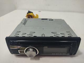 Radio de coche JVC KD-R45