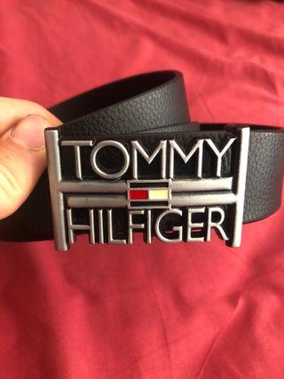 Cinturon piel Tommy Hilfidfiger