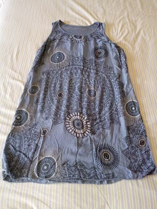 Vestido-bata