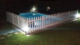 Valla jardin o piscina