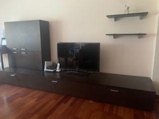 Mueble comedor y Tv