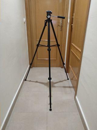 Trípode para cámara de vídeo