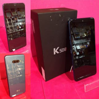 MOVIL LG K50S COMPLETO (B+) 3GB/32GB
