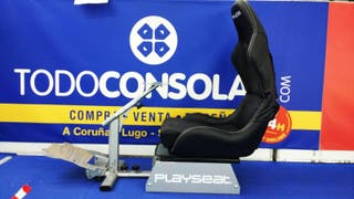 Playseat Alcantara Evolution con Rieles para 99962