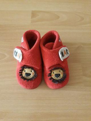 Zapatillas botín T21