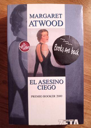Lote 3 libros - Margaret Atwood, Uribe, Torres